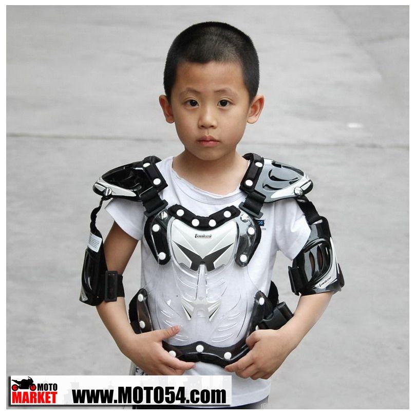 Детская защита грудной клетки/спины Tanked TP760 (мотокросс)