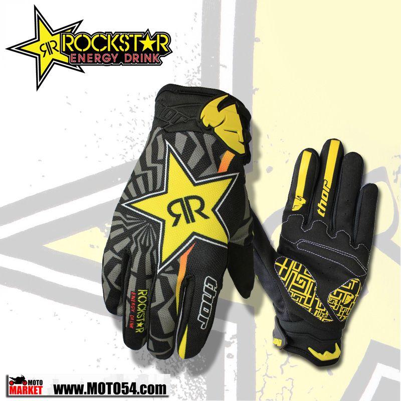 Перчатки Rock Star