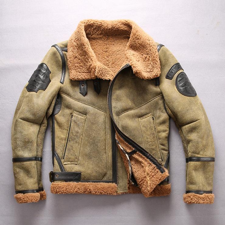 Куртка классическая теплая AVIREXFLY AV-8801